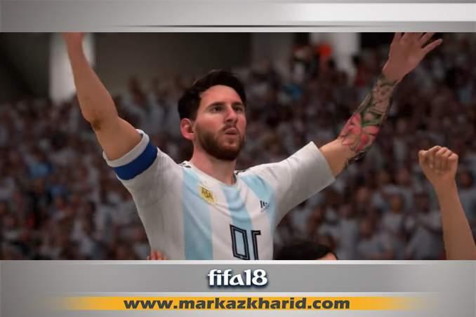 اضافه شدن بازی FIFA 18 PS4 وآثار دیگر به سرویس EA Access
