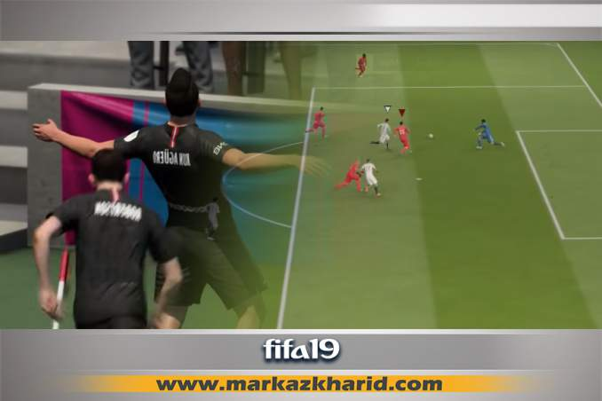 میزبان بودن پلی استیشن در رویداد هفته بازیهای پاریس در مسابقات Continental Cup بازی FIFA 19