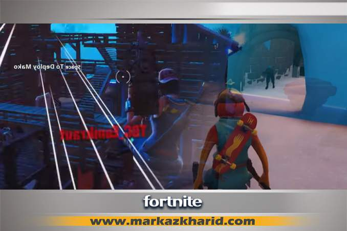 رونمایی فصل چهارم بازی Fortnite PS4 با انتشار تصویر