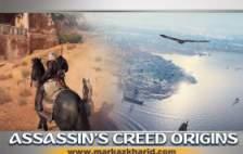 جزئیات و بررسی هدیه آپدیت بازی Assassin's Creed Origins PS4