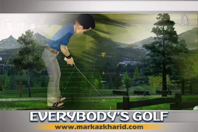 جزئیات و بررسی بازی های پلی استیشن 4 پرفروش ژاپن و صدر نشینی بازی Everybody's Golf PS4