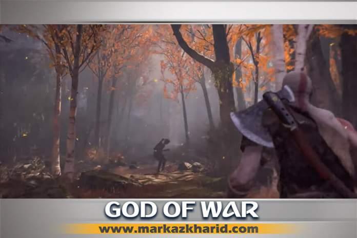 جزئیات و بررسی تصاویر صحنه های مبارزه بازی God of War PS4