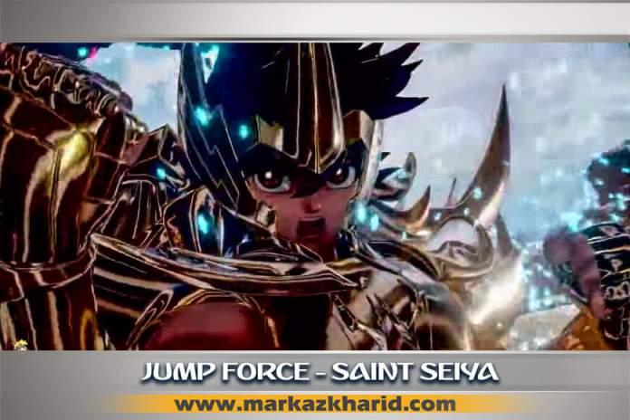 جزئیات و بررسی کاراکترهای انیمه Saint Seiya بازی Jump Force PS4