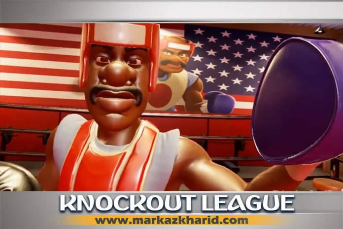 جزئیات و بررسی بازی Knockout League PSVR کمپانی Grab Games