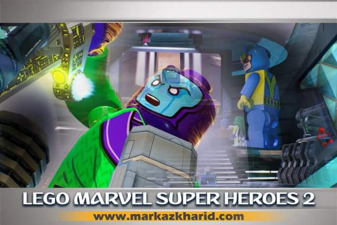 جزئیات و بررسی کاراکتر ثور بازی LEGO Marvel Super Heroes 2 PS4
