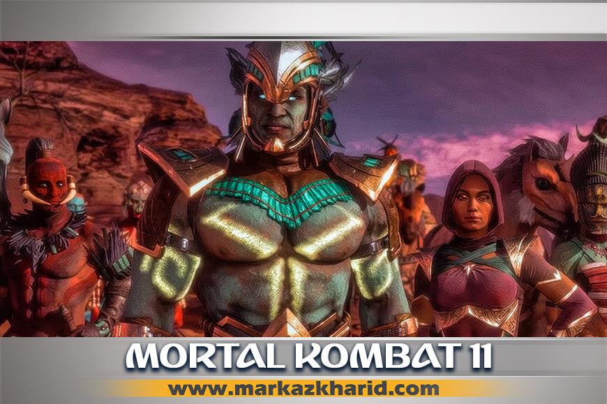 تایید حضور کوتال کان در بازی Mortal Kombat 11 PS4 به عنوان کاراکتر قابل بازی