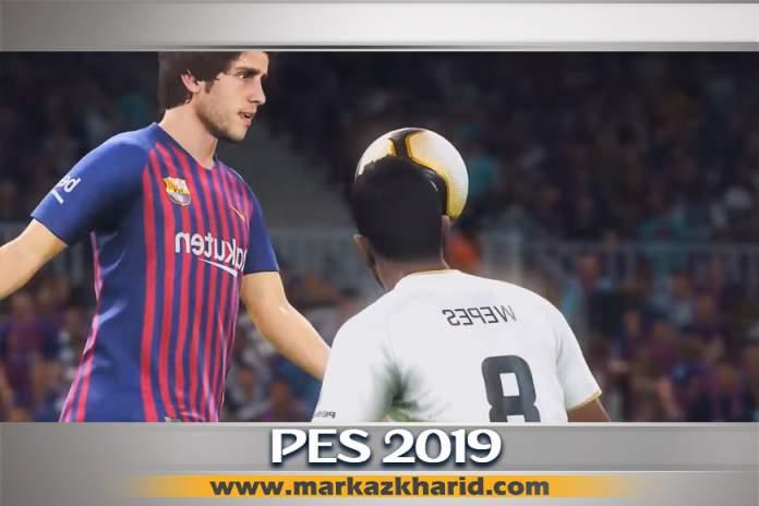 جزئیات و بررسی خصوصیات جدید بازی PES 2019 PS4