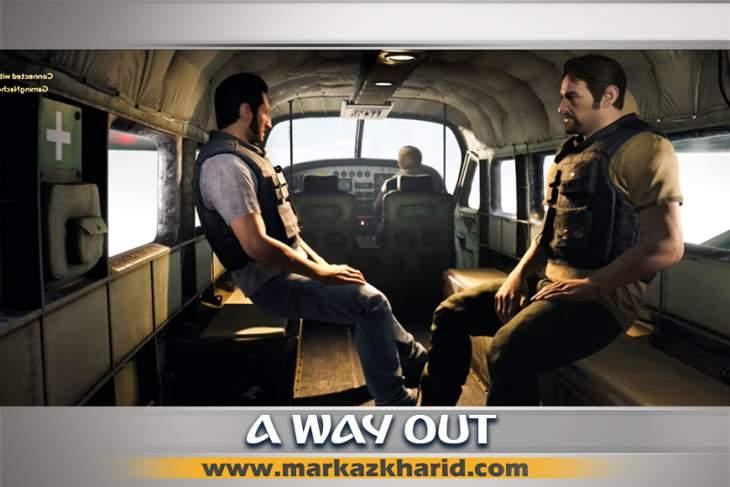 جزئیات و بررسی میزان فروش بازی A Way Out PS4