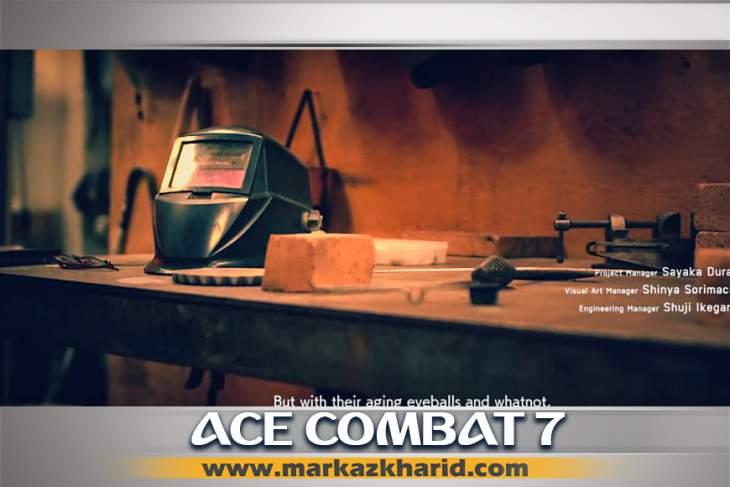 جزئیات و بررسی اولین آپدیت بازی Ace Combat 7 PS4
