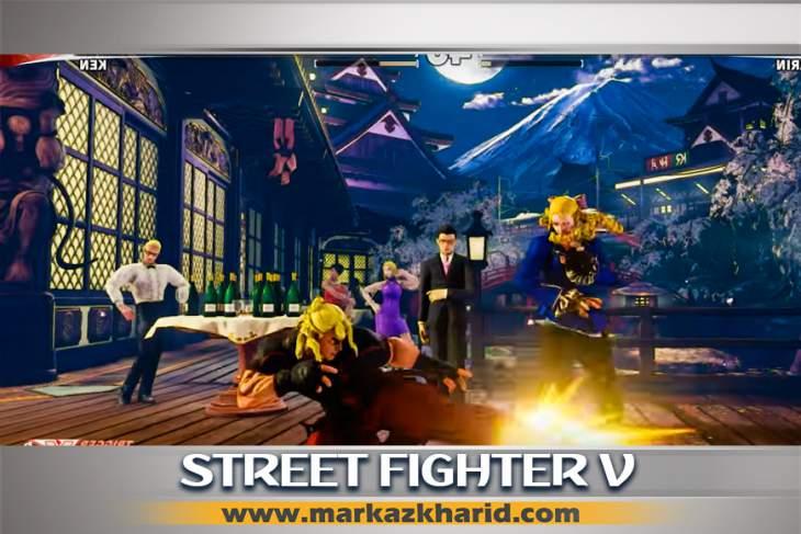 جزئیات و بررسی پوشش جدید کاراکترهای Abigail و Ryu در بازی Street Fighter V PS4