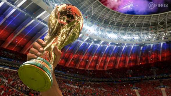 بازی فیفا ۱۸