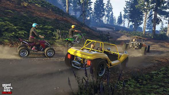 GTA Online PS4
