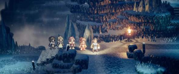 Octopath Traveler Walkthrough Nintendo Switch