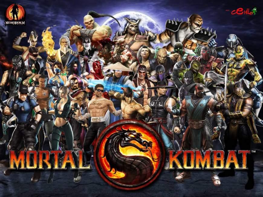 انتشار بازی Mortal Kombat X