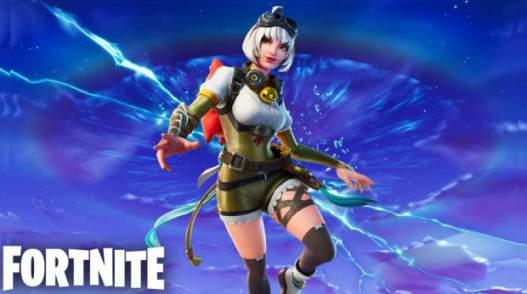 بتل رویال بازی Fortnite