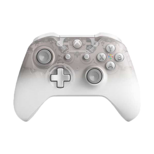 دسته بازی ایکس باکس وان مدل Phantom White Special Edition