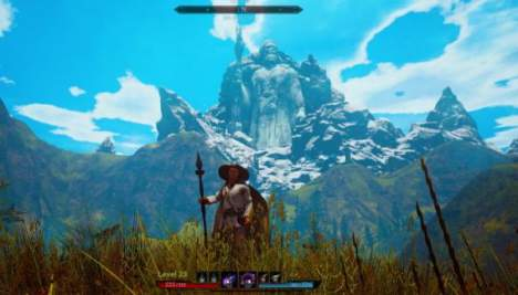 بازی Citadel Forged With Fire پلی استیشن 4