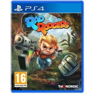 بازی Rad Rodgers پلی استیشن 4