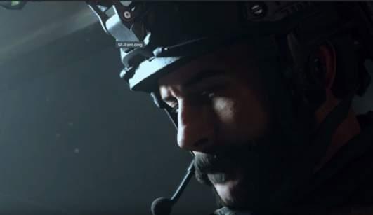 بازی call of duty modern warfare پلی استیشن 4