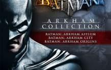 batman: arkham collections