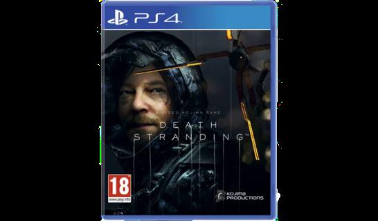 بازی Death Stranding پلی استیشن 4