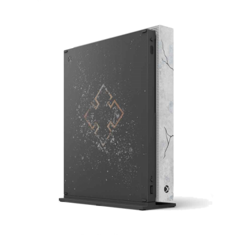 کنسول ایکس باکس وان ایکس 1 ترابایت مدل Xbox One X Gears 5 limited