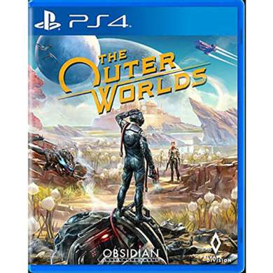 بازی The Outer Worlds پلی استیشن 4