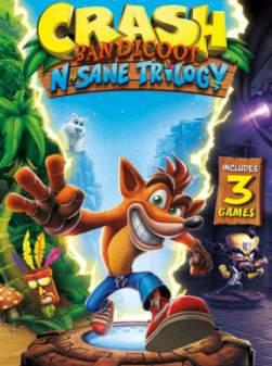 بازی Crash Bandicoot 3
