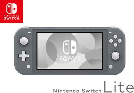 کنسول Nintendo Switch Lite - Grey