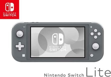 کنسول Nintendo Switch Lite - Grey