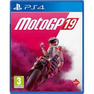 بازی MotoGP 19 پلی استیشن 4