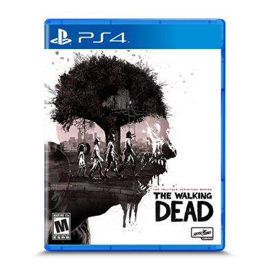 بازی The Walking Dead: The Telltale Definitive Series پلی استیشن 4