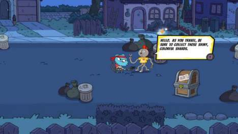 بازی Cartoon Network Battle Crashers پلی استیشن 4