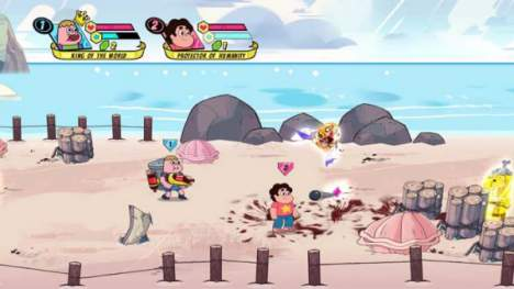 بازی Cartoon Network Battle Crashers پلی استیشن 4