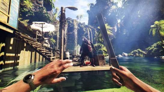 بازی Dead Island Definitive Collection پلی استیشن 4
