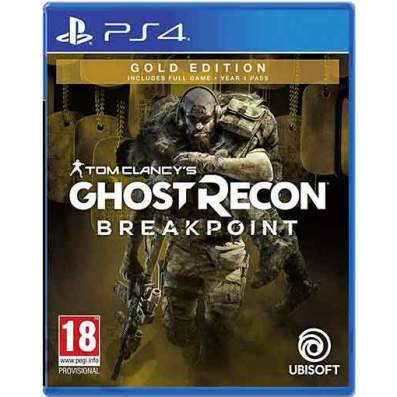 بازی Tom Clancy's Ghost Recon Breakpoint Gold Edition پلی استیشن 4