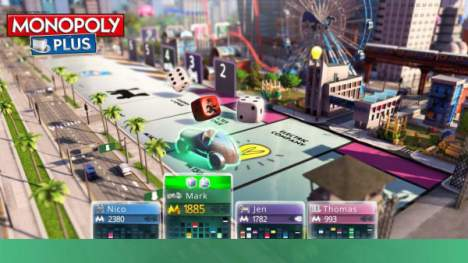 بازی Monopoly Family Fun Pack پلی استیشن 4