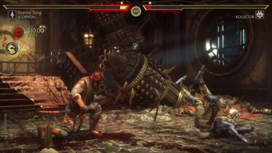 بازی Mortal Kombat 11 پلی استیشن 4