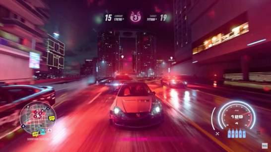 بازی Need For Speed Heat پلی استیشن 4