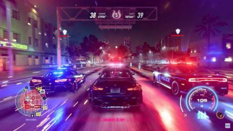 بازی Need For Speed Heat پلی استیشن 4