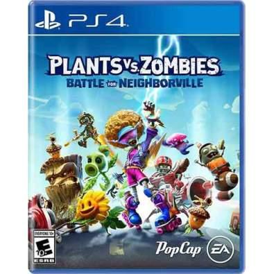 بازی Plants Vs Zombies Battle For Neighborville پلی استیشن 4