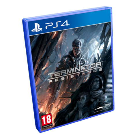 بازی Terminator Resistance پلی استیشن 4