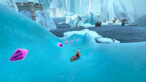 بازی Ice Age Scrat's Nutty Adventure پلی استیشن 4