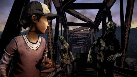 بازی The Walking Dead: The Telltale Definitive Series پلی استیشن 4