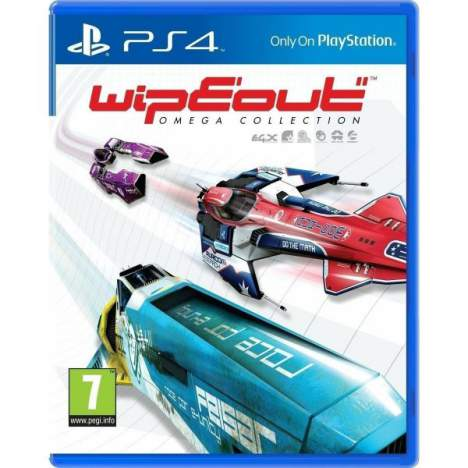 بازی Wipeout Omega Collection پلی استیشن 4