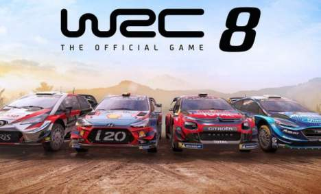 بازی WRC 8 FIA World Rally Championship پلی استیشن 4