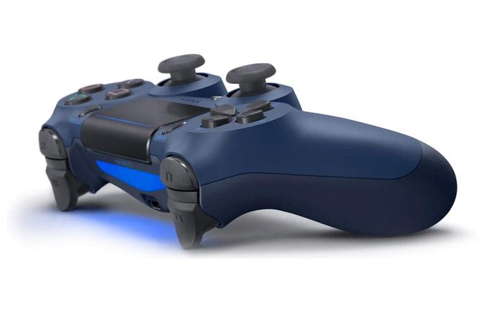 دسته آبی PS4