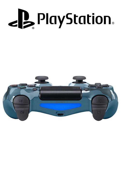 دسته PS4 مدل DualShock 4 - Blue Camouflage