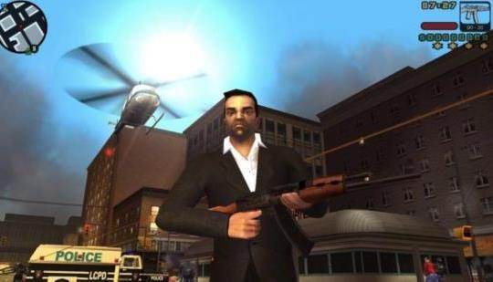 بازی GTA Liberty City Stories