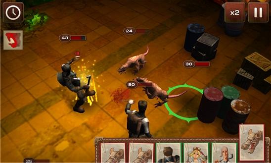 بازی Metro 2033 Wars